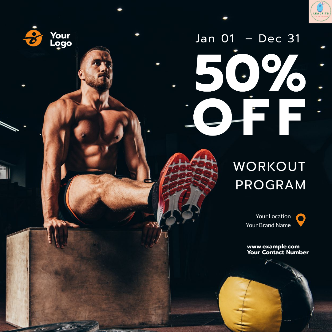 fitness ads